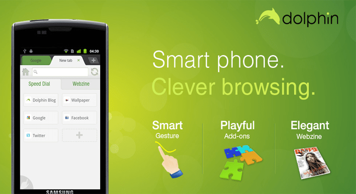 Dolphin Browser for Android Review