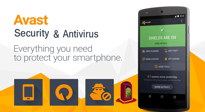 Avast Android Security & Antivirus – Review | Best Mobile Security