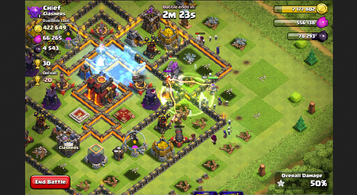 Download Clash of Clans for Android