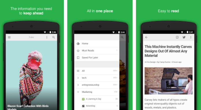 Download Feedly for Android