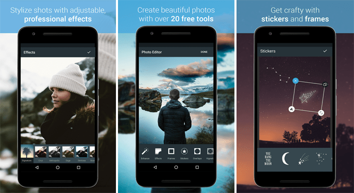 Read Photo Editor by Aviary for Android Review