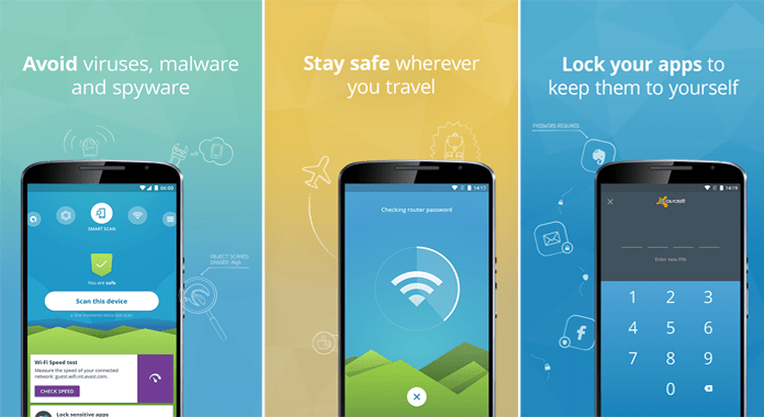 Review Avast Android Security & Antivirus