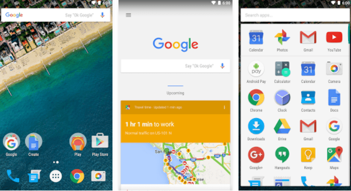 Google Now Launcher App Best Launchers for Android