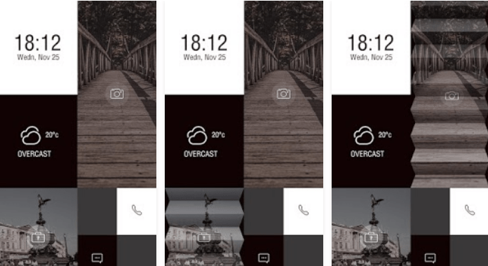 Black & White Download Best Free Go Locker Themes for Android