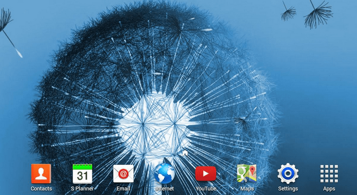 Best Free Live Wallpapers for Android Download Dandelion