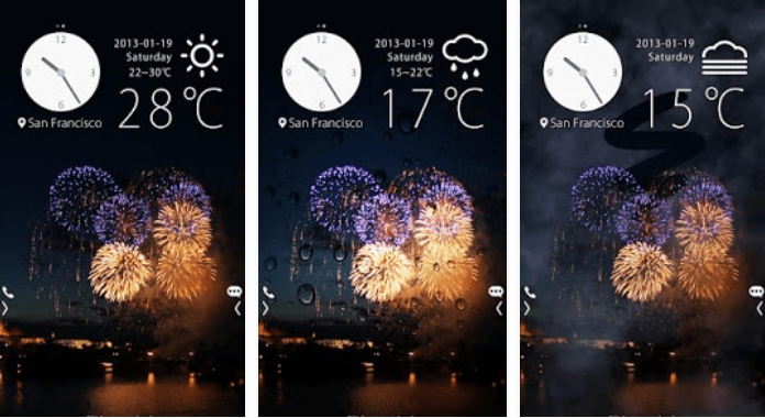 Fireworks Download Best Free Go Locker Themes for Android