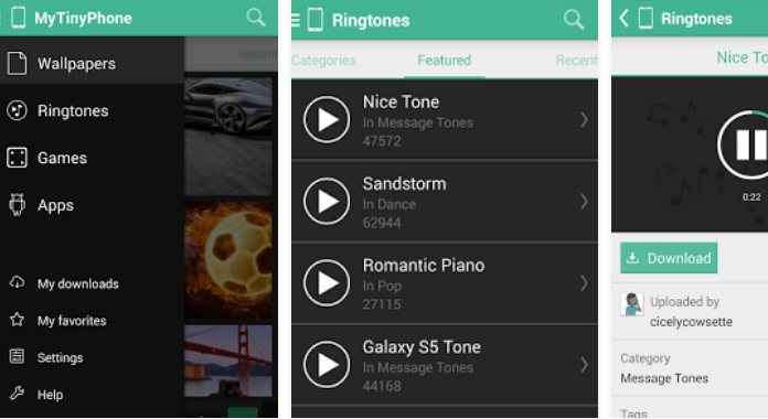 MTP Best Free Ringtones for Android