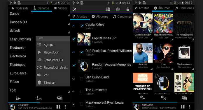 Rocket Best Android Music player Apps