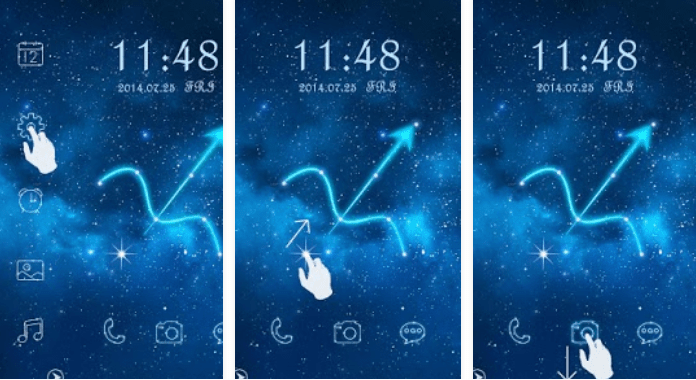 Starlight Download Best Free Go Locker Themes for Android