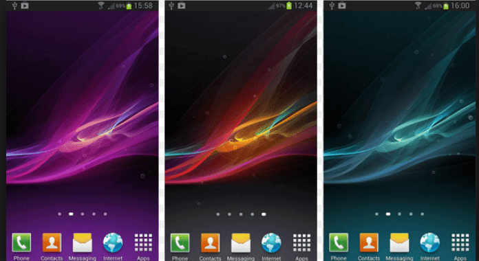 Wave Z Download Best Free Live Wallpapers for Android