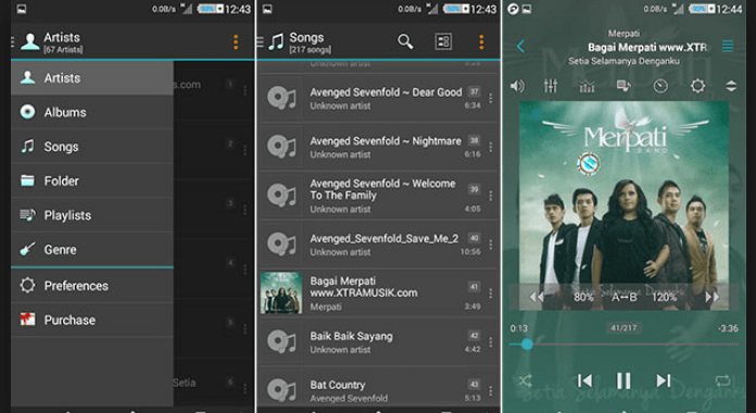 11 Best Android Music Player Apps 2016 Updated Android Booth