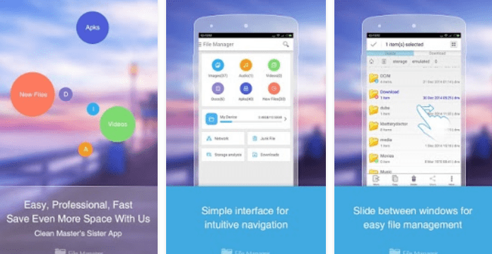Top 10 Best Android File Manager Apps free Download