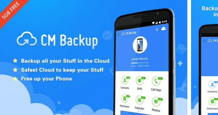 Best Android Backup Apps CM Backup Free Download