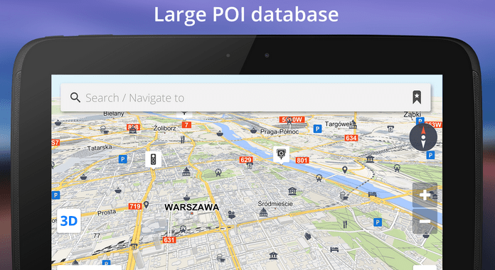 Best GPS Apps for Android free download GPS Navigation