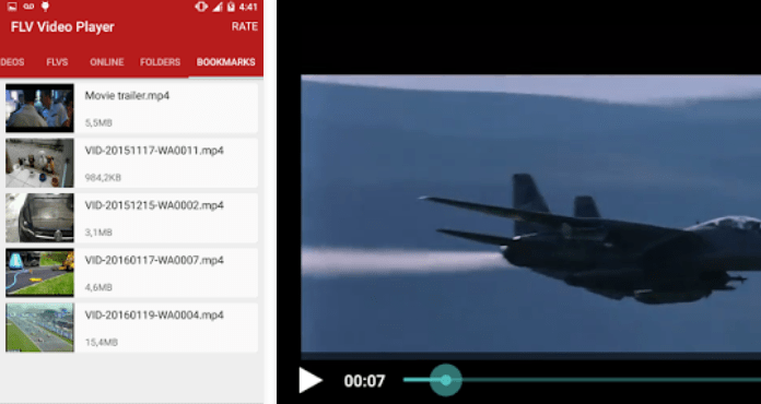 FLV Player Best Android Video Player Apps