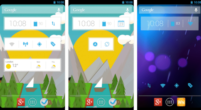Best Clock Widgets for Android Clock Now