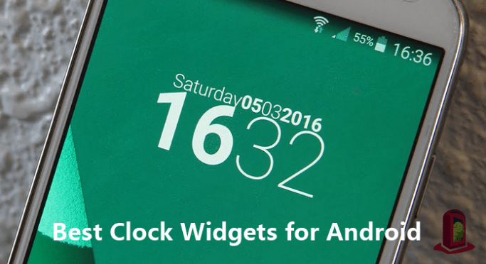 10 Best Clock Widgets for Android - 2019 | Android Booth