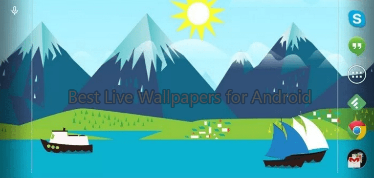 Best Live Wallpapers for Android