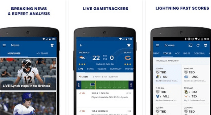 Top 11 Best College Football Apps for Android - 2016 CBS Sports