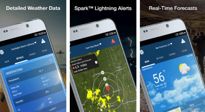 WeatherBug Forecast & Radar