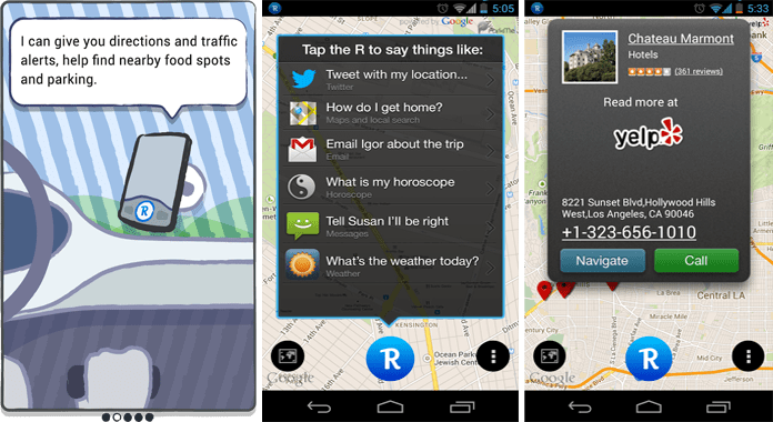 Best Personal Assistant Apps for Android like siri Robin - the Siri Challenger
