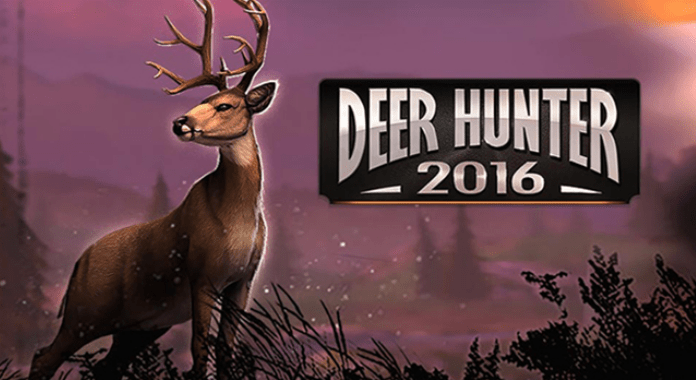 Best Action Games for Android deer hunter 2016