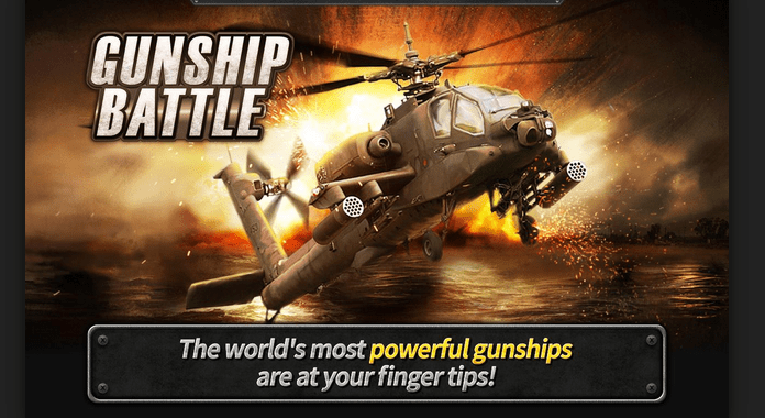 Best Free Action Games for Android gunship battle helicopter 3d