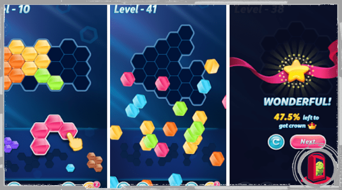 Best Free Puzzle Games for Android Block Hexa Puzzle