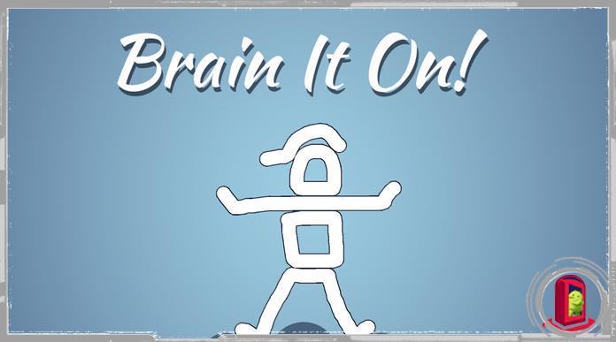 Brain it On - Physics Puzzle