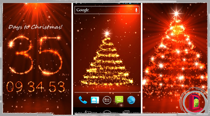 10 Best Christmas Countdown Live Wallpapers for Android 2016