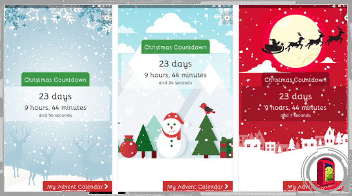 Best Free Christmas Countdown Live Wallpapers for Android 2016
