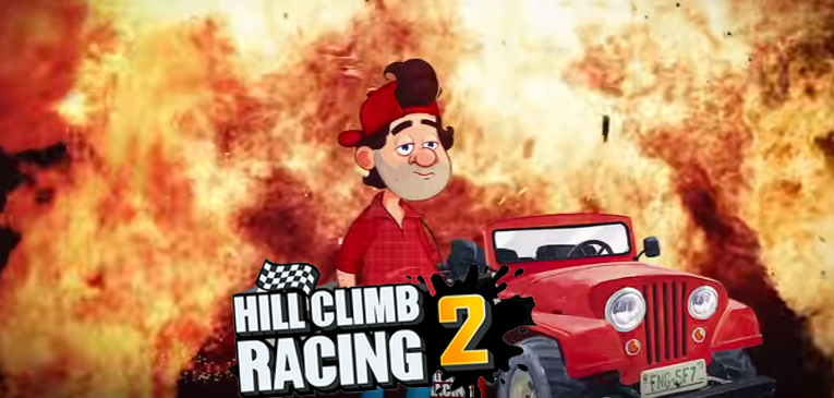 Hill Climb Racing 2 Fun Racing Games
