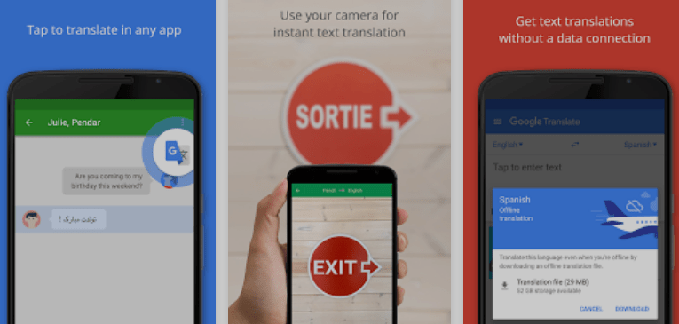 Top 10 Android Apps You Must have on Your Smartphone Google Translator