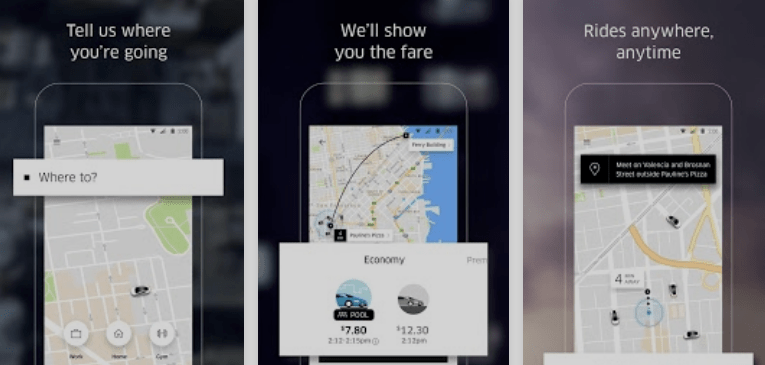 Top 10 Android Apps You Must have on Your Smartphone Uber