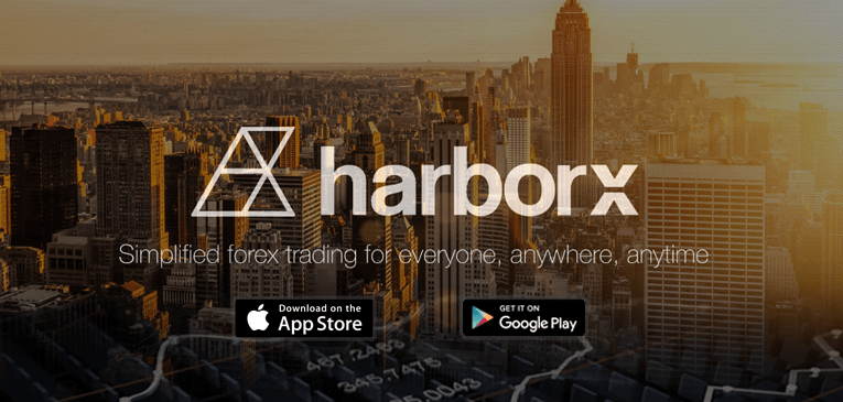 Harborx – Forex Trading | A Simple Currency Trading App for Everyone