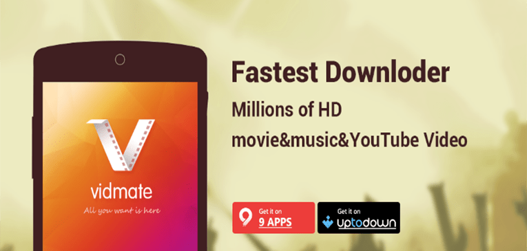 Best Video Downloader Apps for Android VidMate