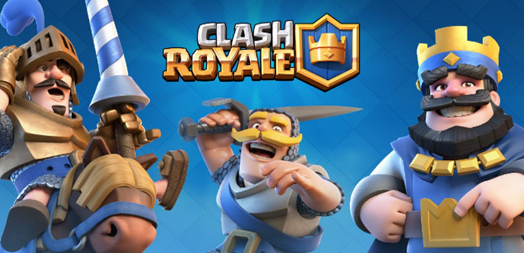 Best Challenging Strategy Games for Android Clash Royale