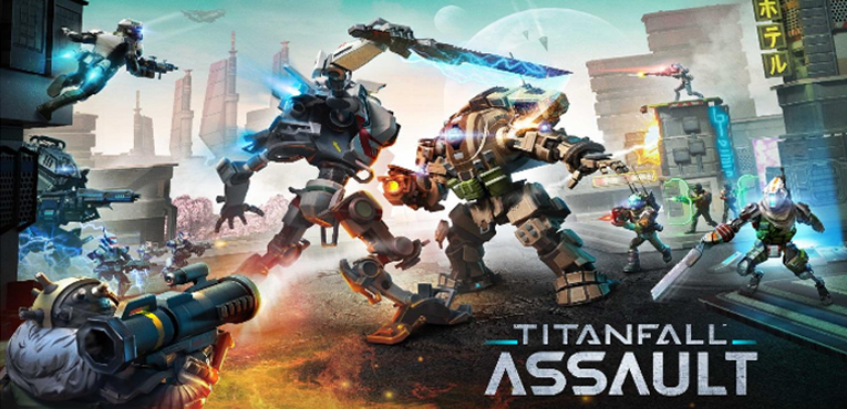 Best Challenging Strategy Games for Android Titanfall Assault (1)