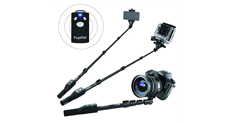 Best Smartphone Accessories Android and IOS Fugetek FT-568 Professional Selfie Stick