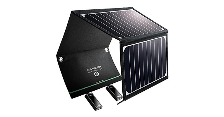 Best Smartphone Accessories Android and IOS Solar Charger