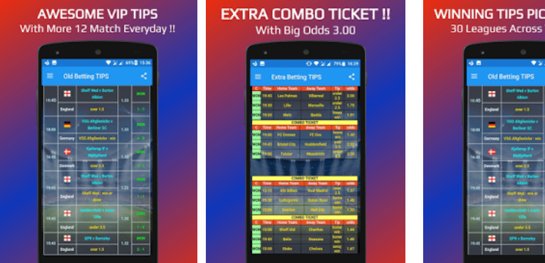 How to Get Betting Tips on Android Betting TIPS VIP DAILY
