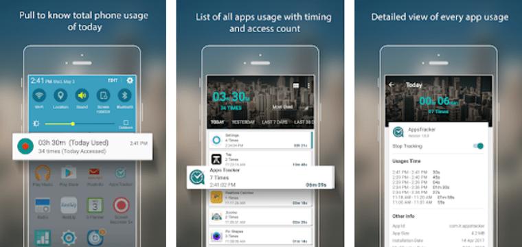 Mobile Addiction Tracker