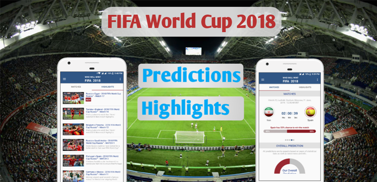 Who Will Win – FIFA World Cup 2018, Russia