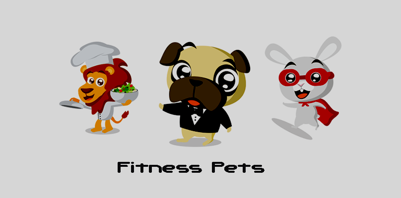 Fitness Pets – The Most Fun Activity App!