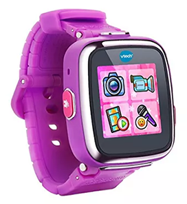 VTech Kidizoom Kids Smartwatch DX – Purple