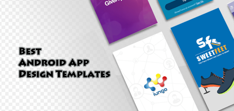 Best Android App Design Templates
