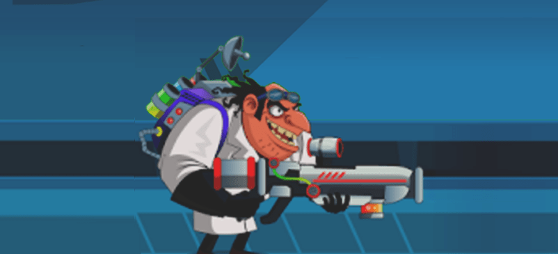 Evil Scientist - an Action and Adventure Game for Android