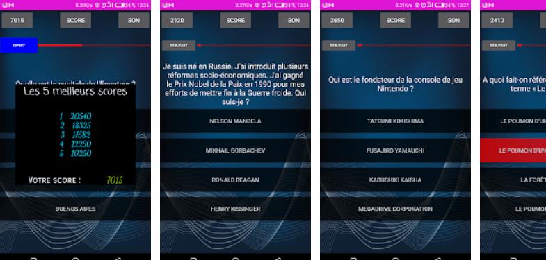 Quiz Culture Générale Pro for Android