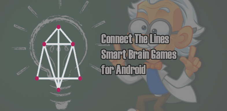 Connect The Lines Smart Brain Games for Android
