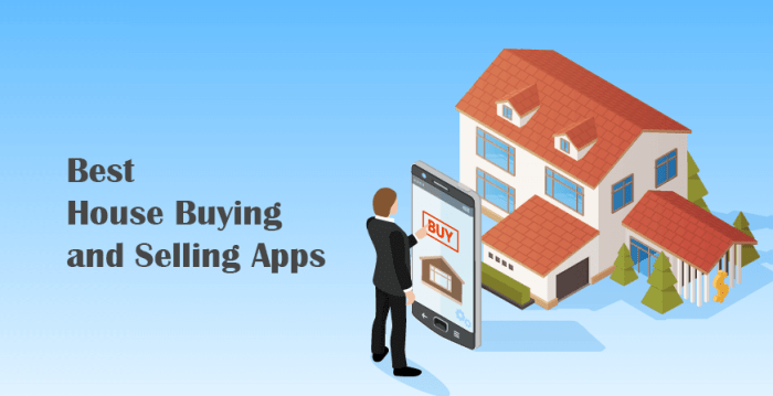 Best House Buying and Selling Apps